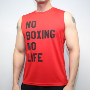RSC No Boxing No Life Vest (Red)