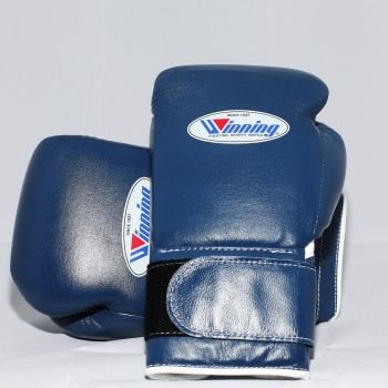 Winning Boxing Gloves Special Edition (Velcro/Navy...