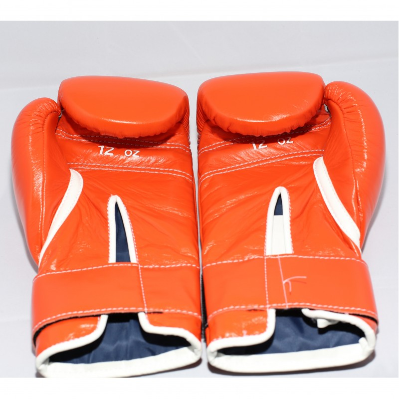 Winning Boxing Gloves Special Edition (Velcro/Orange)
