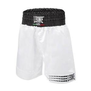 Leone Boxing Shorts (White)