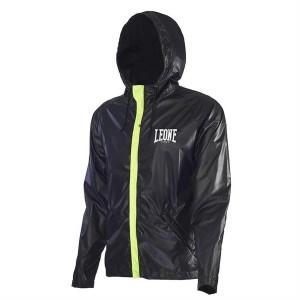 Leone Training Jacket (Black)